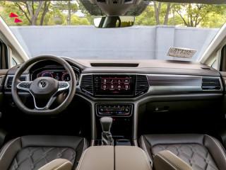 Новый минивэн Volkswagen Viloran