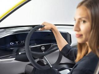 Новая приборная панель Opel Mokka
