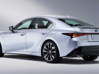 Официальная презентация Lexus IS