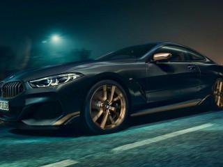 8-ю серию BMW оформят золотом