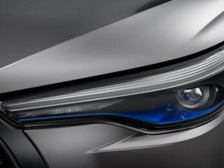 Премьера Toyota Corolla Cross