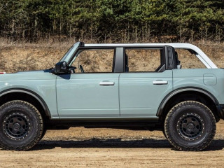 Ford рассекретил новый Bronco
