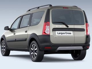 Старт продаж Lada Largus Cross Quest