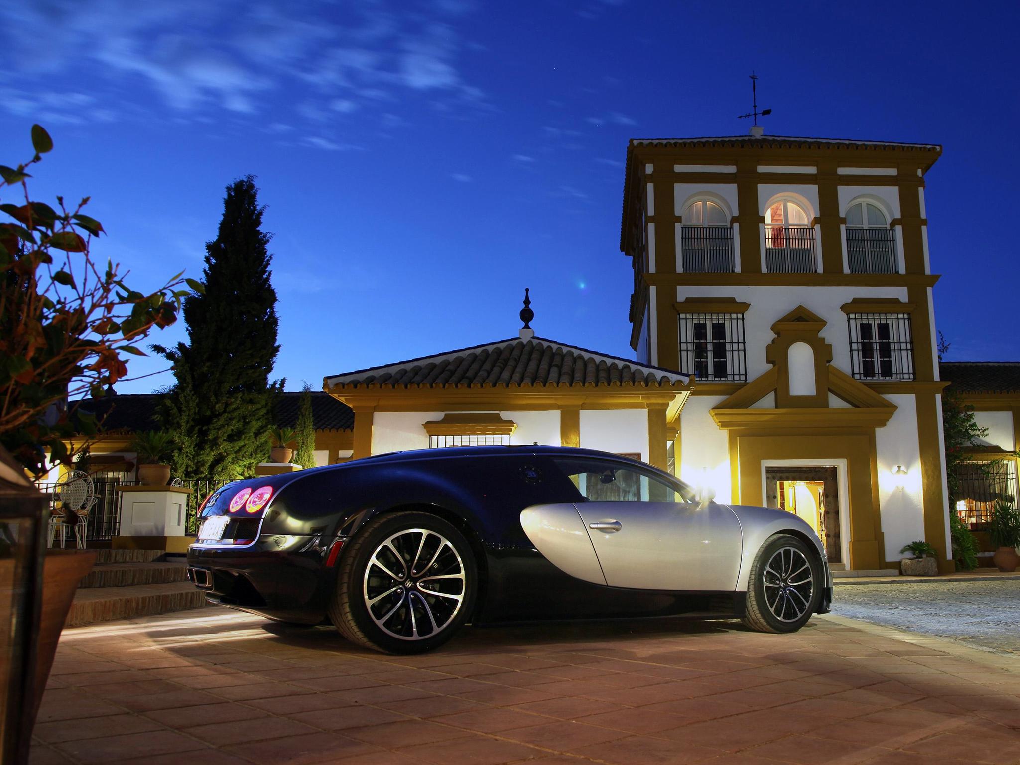 Фото красивый дом и машина