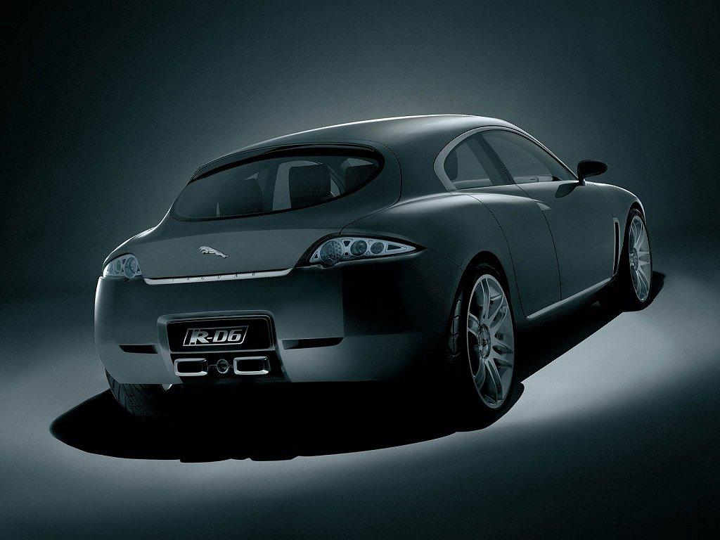 Jaguar R-D6 фотогалерея: 10 фото высокого качества ...