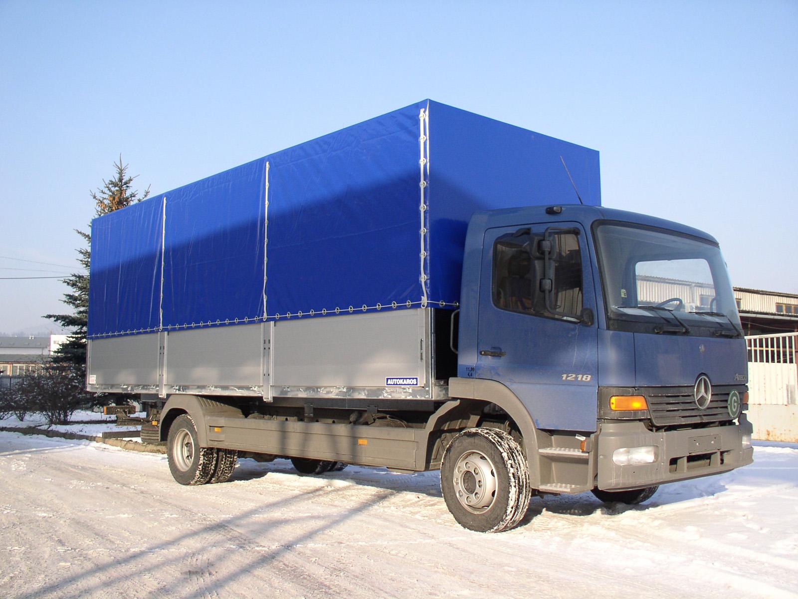 Трехтонные грузовики фото