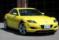 "Mazda RX-8 получила награду ""RJC Car of The Year 2004"""