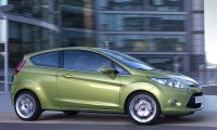 Ford Fiesta ECOnetic представят в Лондоне