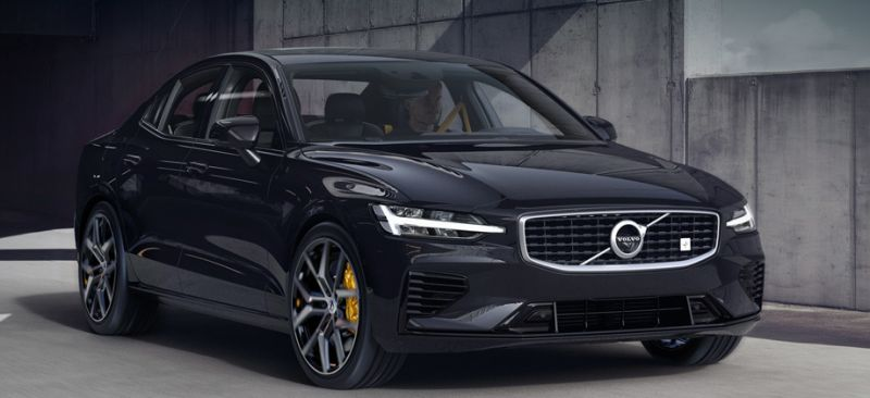 Volvo S60 T8 Polestar Engineered: разобрали за 39 минут