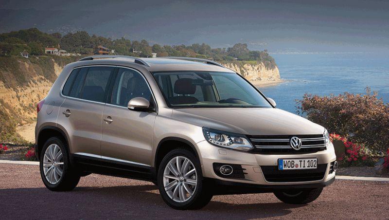 Сервисную кампанию объявил Volkswagen