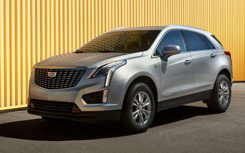 Новая версия Cadillac XT уже в России