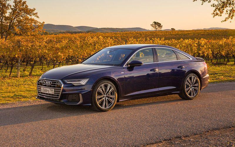 В России появятся модифицированные версии Audi A6