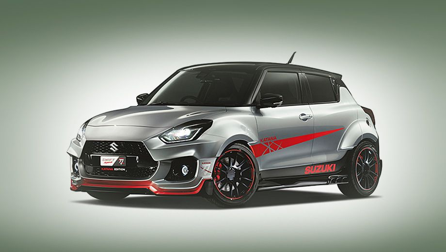 Модели Suzuki обновились
