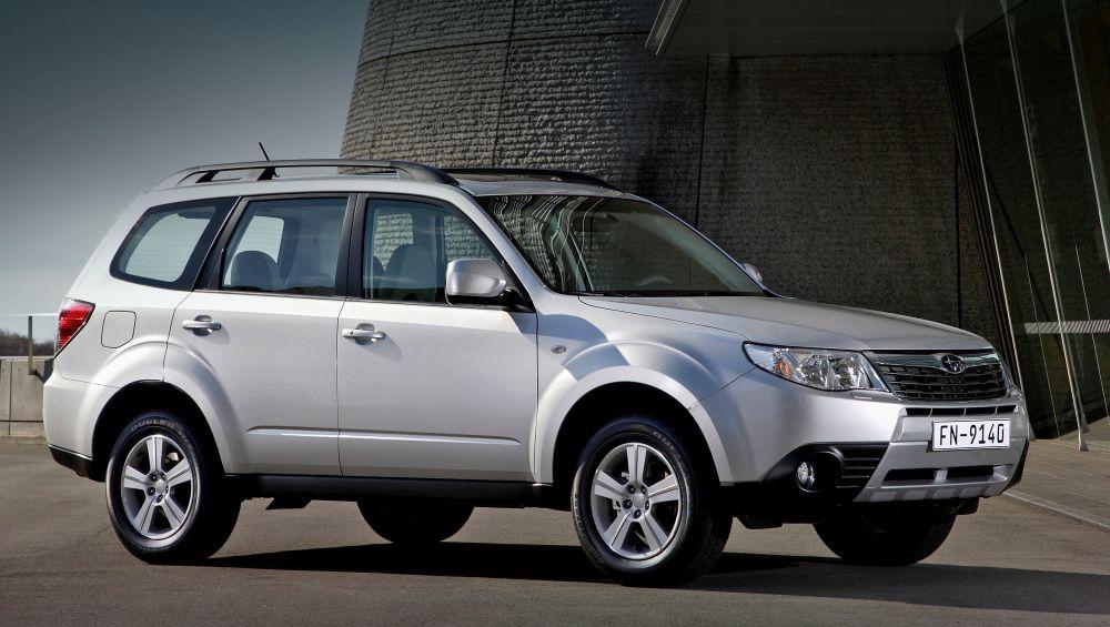 Отзывная кампания Subaru