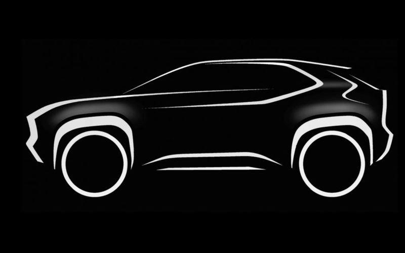 Toyota выпустит новый кроссовер в Европе