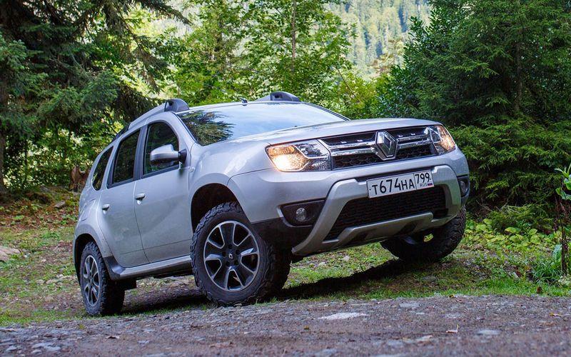 Маркетологи компании Renault неправильно учли спрос на модели Duster