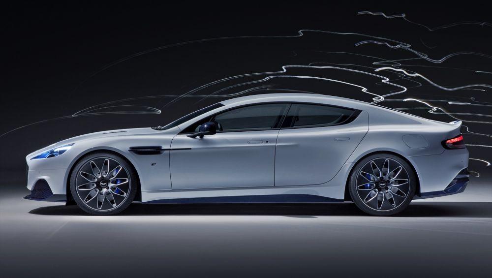 Aston Martin заморозил проекты электромобиля