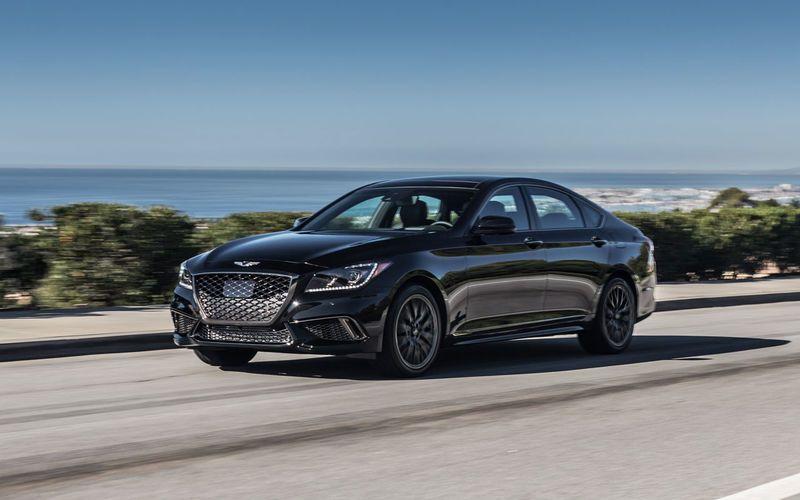 Корейский Genesis производит самые надежные автомобили