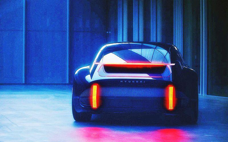 Hyundai презентует новый спортивный концепт в Женеве