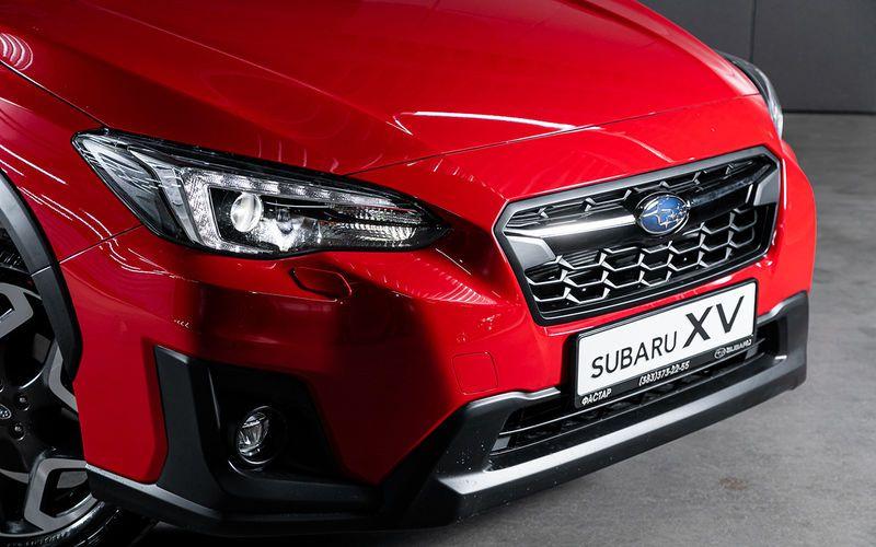 Сервисная кампания для Subaru XV