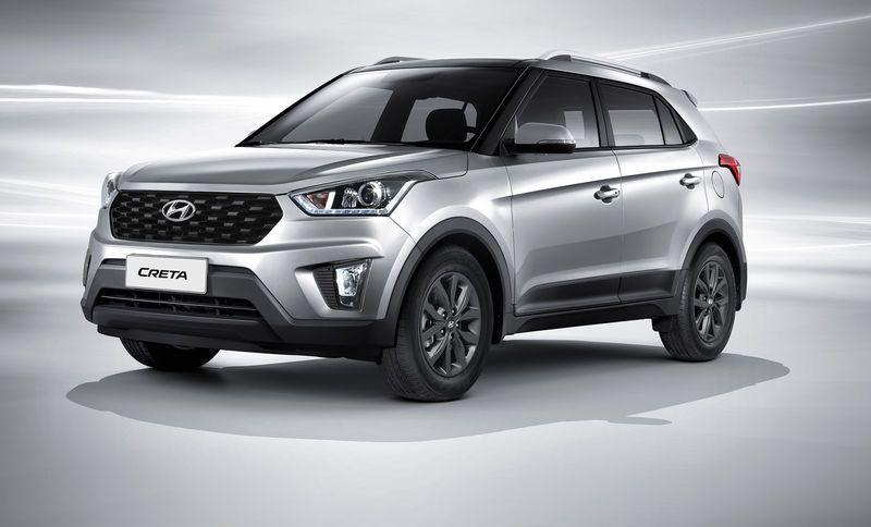 Новая Hyundai Creta появится в России