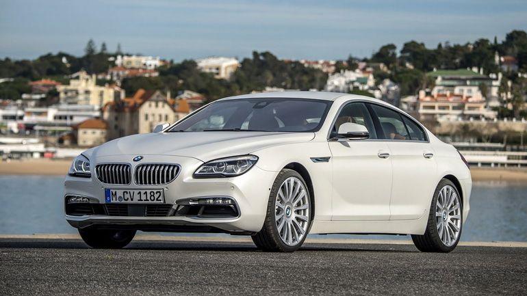 Немецкий автопроизводитель BMW отзывает модели 6-Series Gran Coupe