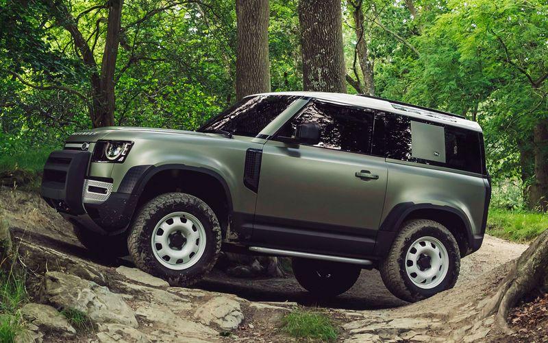 Land Rover планирует выпуск компактного внедорожника