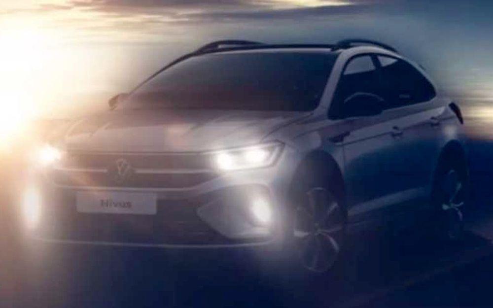 Компания Volkswagen представила модель компактного кроссовера