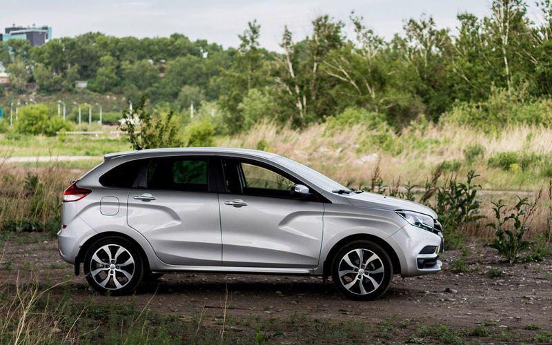Автомобили Lada XRAY отзывают из-за проблем с проводкой