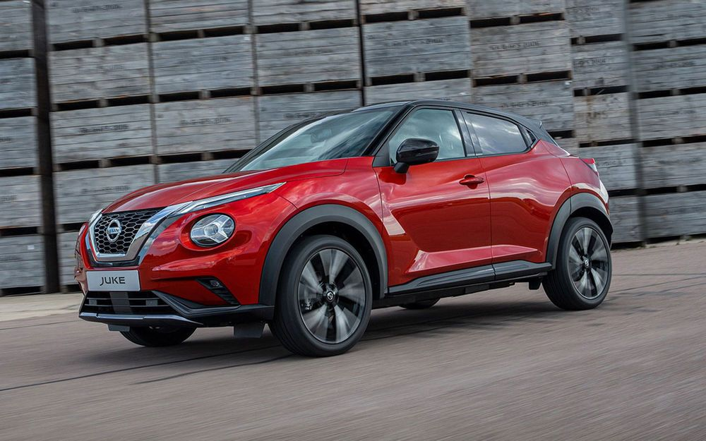 Новый Nissan Juke скоро появится в России