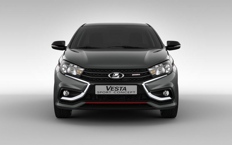 Спортивная Lada Vesta SW Sport появится не ранее июня