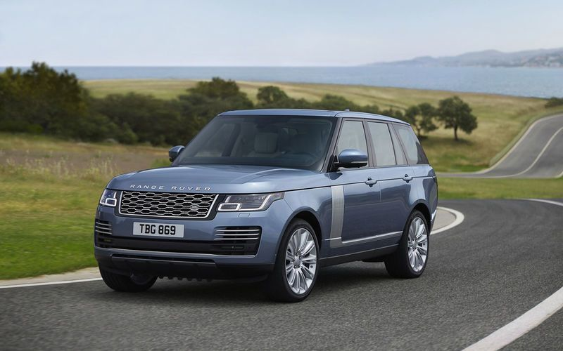 У Land Rover уберут дизельный двигатель V8