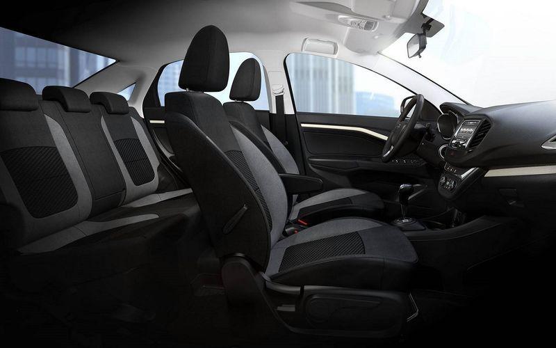 У Lada Vesta обнаружены проблемы в обивке салона