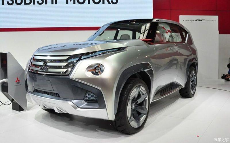 Обновленное поколение Mitsubishi Pajero стоит ожидать не ранее 2022 года