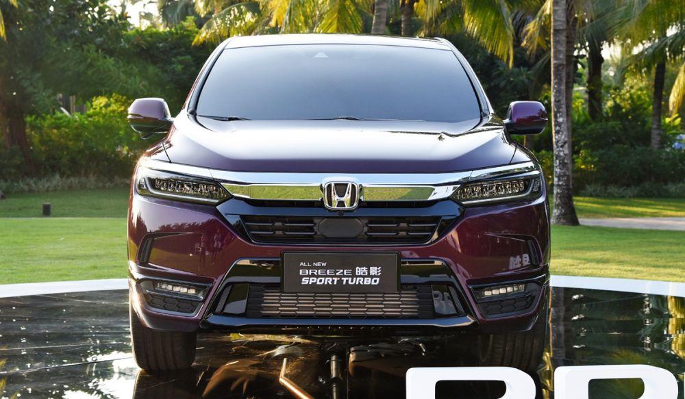 Honda Breeze обгоняет по продажам CR-V