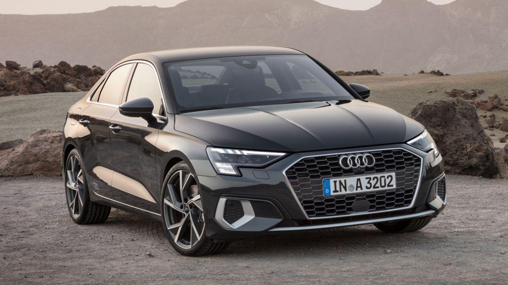 Audi обновил A3