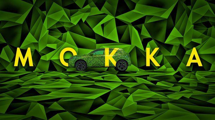 Opel Mokka нового поколения