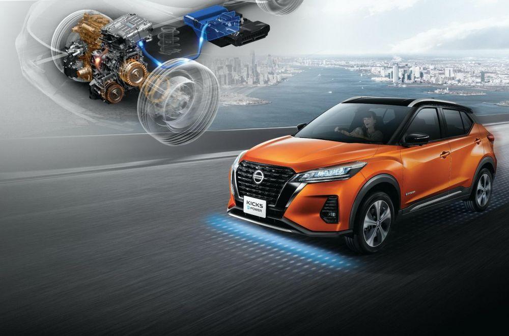 Премьера обновленного Nissan Kicks в Тайланде