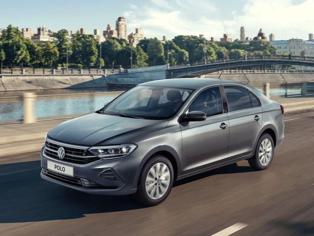 Цены на новый Volkswagen Polo в России
