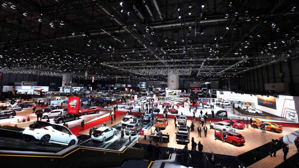 Автосалон в Женеве планируют на 2022 год