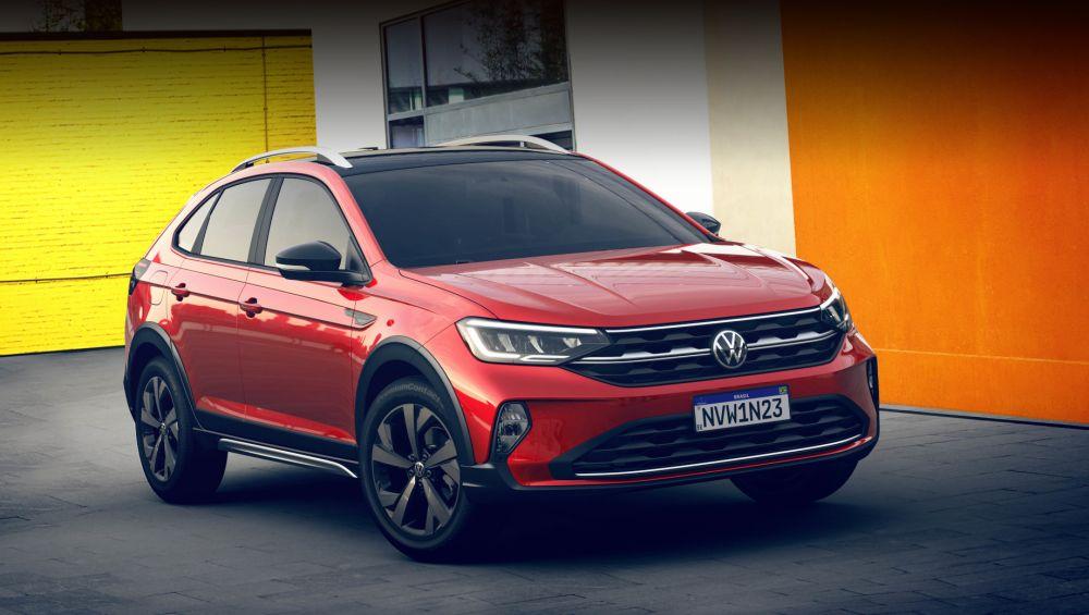 Volkswagen Nivus запущен в производство