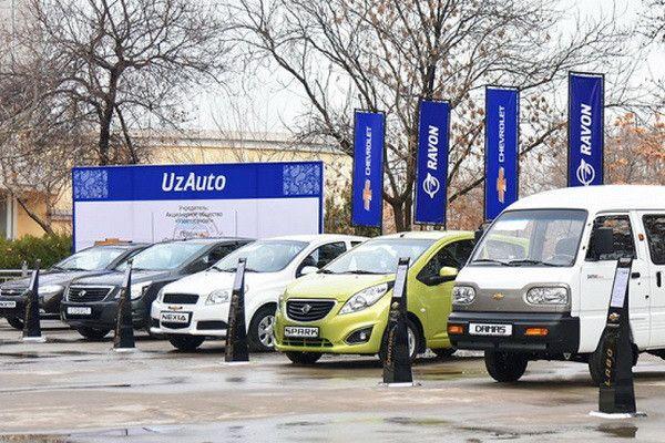 Chevrolet Spark, Nexia и Cobalt приедут в Россию из Узбекистана