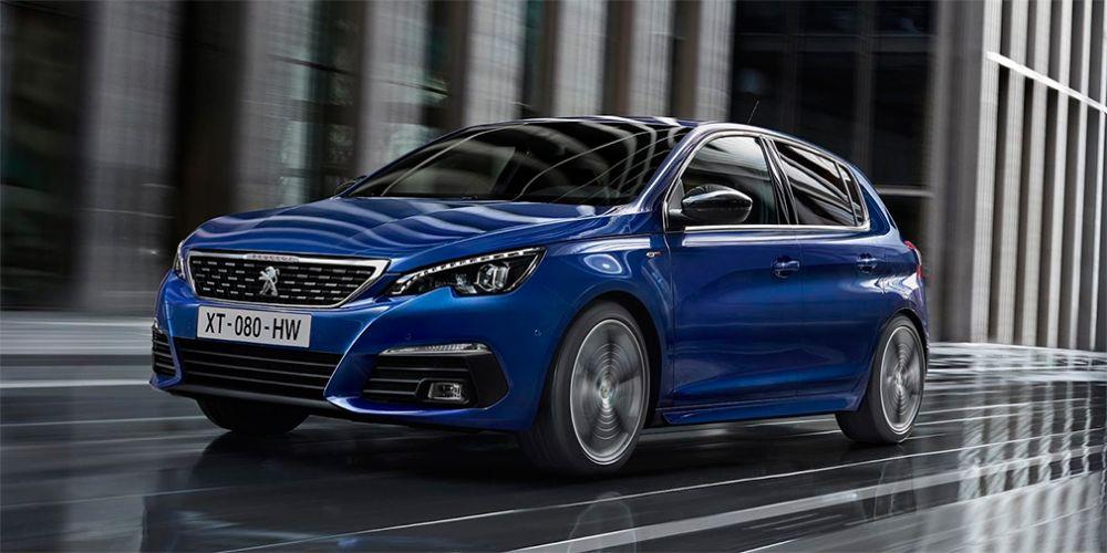 Премьера обновленного Peugeot 308