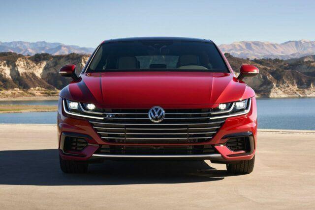 Официальное видео обновленного Volkswagen Arteon