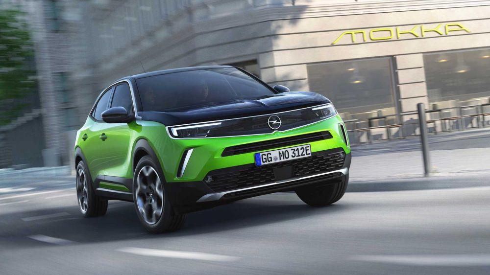 Новый Opel Mokka рассекречен