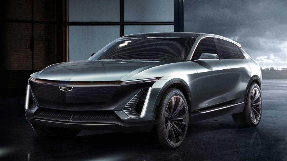 Новый Cadillac Lyriq представят 6 августа