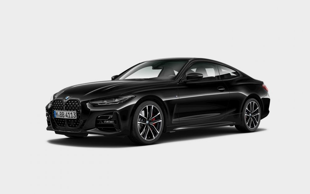420d xDrive Coupe M Sport Pro Shadow Edition для России