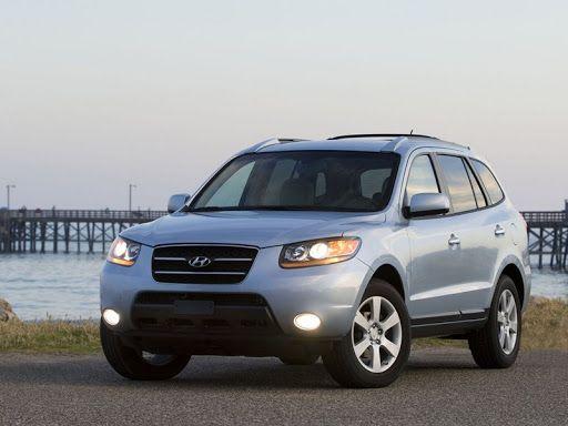 Более 18 тысячей Hyundai Santa Fe отзывают в России