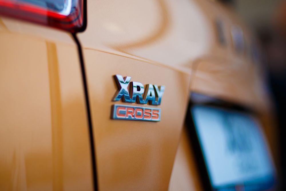 Молодежная Lada XRay Cross