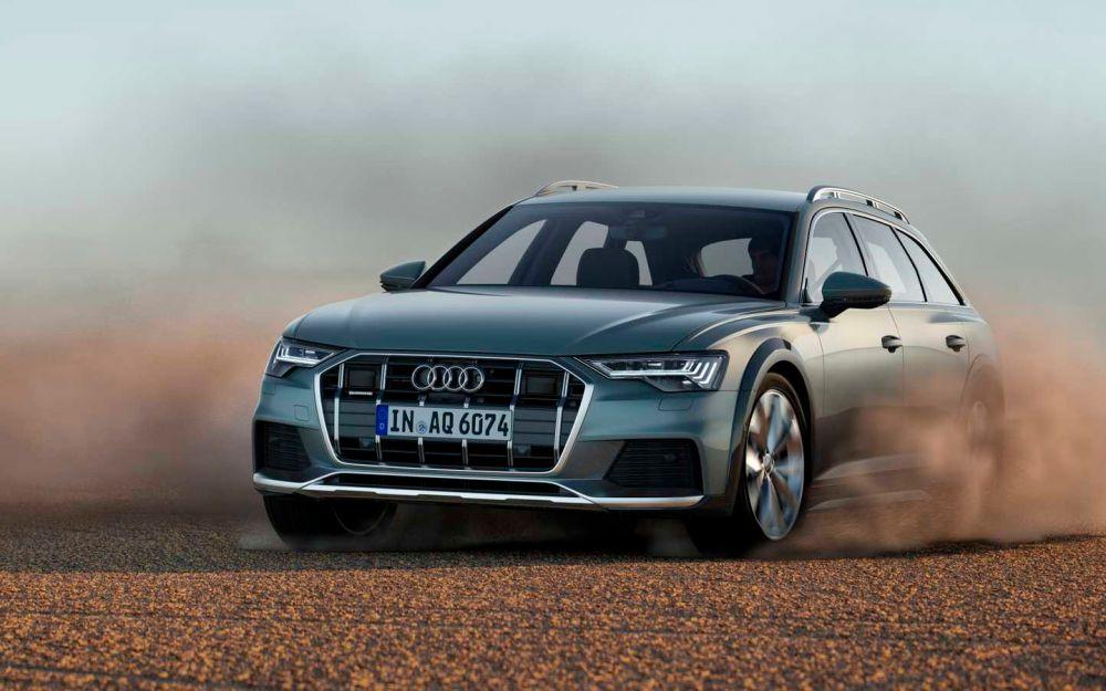 Начало продаж Audi A6 Allroad в России